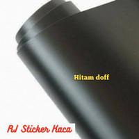 SKOTLITE/STIKER AKUARIUM/STIKER AQUARIUM/STIKER MOTOR / STIKER MOBIL - Hitam Doff