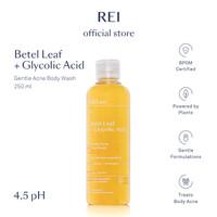 REI Skin Betel Leaf + Glycolic Acid Gentle Acne Body Wash 250 ml