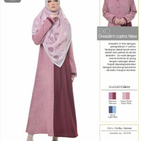 Rabbani Exo Dresslim Lazira New Gamis Baju Muslim Wanita Dewasa