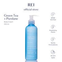 REI Skin Green Tea + Purslane Resurrecting Body Cream