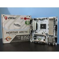 Motherboard MSI B350M MORTAR ARTIC AM4 AMD DDR4