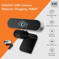 Webcam Camera USB Xiaomi Xiaovv Full HD 1080p Cam Vlogging Autofocus