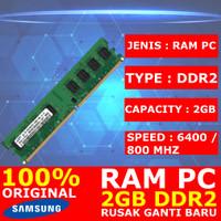 Memory RAM komputer DDR2 2GB