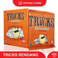 Tricks Crisps 10 x 18g RENDANG – Potato Baked Crisps