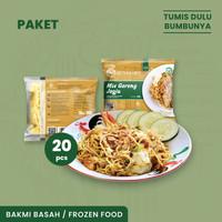 Sundoro - Paket Bakmi 20 goreng