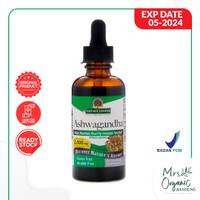 Vitamin Suplemen Ashwagandha Natures Answer 60 ml