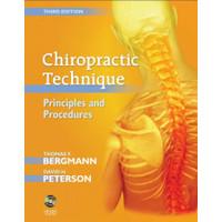 E-Book Chiropractic Technique Bergmann Thomas