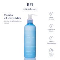 REI Skin Vanilla + Goat's Milk Moisturizing Body Lotion