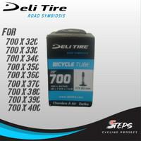 Ban dalam deli tire 700x32-40c FV 36mm