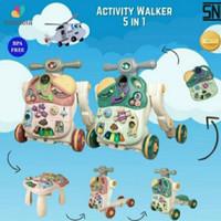 Mastela Activity Walker 5 in 1