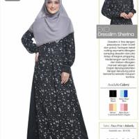 Rabbani Exo Dresalim Sherina Gamis Baju Muslim Wanita Dewasa