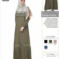 Rabbani Exo Dresslim Zanira Gamis Baju Muslim Wanita Dewasa