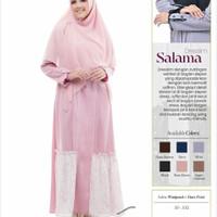 Rabbani Dresslim Salama Gamis Baju Muslim Wanita Dewasa