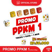 PROMO PPKM 1 TRICKS CRISPS
