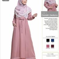 Rabbani Exo Dresslim Berliana Gamis Baju Muslim Wanita Dewasa