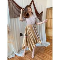 Tinkerbell pleated dress