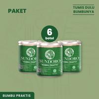 Sundoro - Bumbu Praktis 1 karton (6 botol)