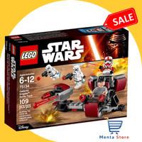 LEGO Starwars # 75134 Galatic Empire Battle Pack Star Wars Mainan Mini