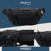 Tas pinggang pria anti air - waistbag slingbag - tas selempang murah