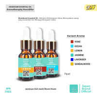 Pipet Aroma Terapi Essential oil Pengharum Ruangan Humidifier Diffuser