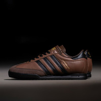 LIMITED EDITION!! Adidas Backenbauer Brown Trainers Original