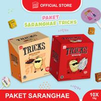 PAKET SARANGHAE TRICKS CRISPS 10x18gr