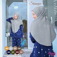 Hijab Bergo Instan Daily Plisket Ceruty Quail SHANAYA