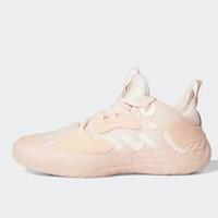 ORIGINAL Adidas Sepatu Basket Harden 5 Futurenatural - Putih Pink - 42