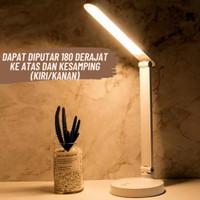 LAMPU BELAJAR LED BERDIRI MODERN IMPOR 2 WARNA + 3 MODE PENERANGAN!!!