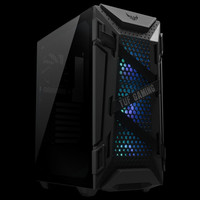 ASUS TUF GAMING GT301 ATX MID TOWER TEMPERED CASE CASING GT 301