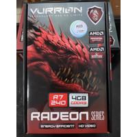 VGA AMD RADEON R7 240 4GB VURRION DDR3 128BIT