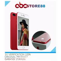 APPLE IPHONE 7 PLUS 256GB NEW BARU GSM SILENT ORIGINAL GARANSI 1TAHUN - ROSE