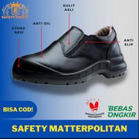 Sepatu Safety King / Kings / King's Glodok KWD 807X [LTC GLODOK] - 39/40