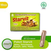 Starvit Box Free Alat Makan