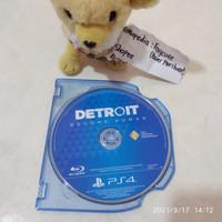 bd ps4 kaset ps4 Detroit become human
