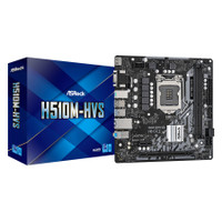 Motherboard ASROCK H510M HVS DDR4 INTEL H510 LGA1200