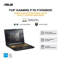 Asus TUF Gaming FX506HC-I535B6G-O Gray [i5-11400H|RAM8GB|SSD512GB|Win]