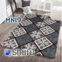 Karpet Malaysia 190x270 jumbo / karpet bulu