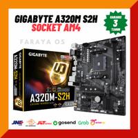 Gigabyte GA-A320M-S2H Socket AM4 Motherboard