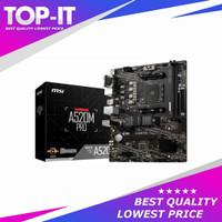 MSI A520M Pro (AM4, A520, DDR4, USB 3,2, SATA3)