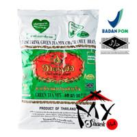 CHATRAMUE BRAND GREEN TEA 200GR - DAUN TEH HIJAU ASLI MATCHA THAILAND