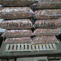 Dowel kayu ukuran 12 mm x 3 cm isi 100 pcs