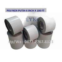 "Polyken Wrapping Tape 4"" (4 inchi x 100 Feet)"