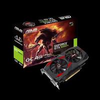 ASUS CERBERUS GAMING GeForce GTX 1050 Ti OC 4GB GDDR5