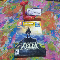 The Legend of Zelda Breath of The Wild Explorer Guide Edition