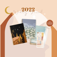 2022 Weekly Journal Agenda