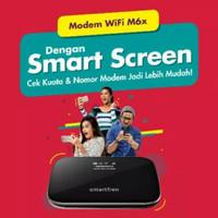 Modem Wifi Smartfren M6x 4G LTE Portable Mifi Andromax (BISA NEGO)