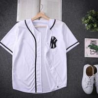 baju baseball baju jersey baseball pria wanita keren dan kekinian