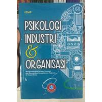 Buku Psikologi Industri dan Organisasi ORIGINAL