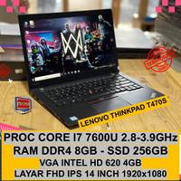 LENOVO THINKPAD T470S CORE I7 7600U LAPTOP ULTRABOOK FULL HD V T460S